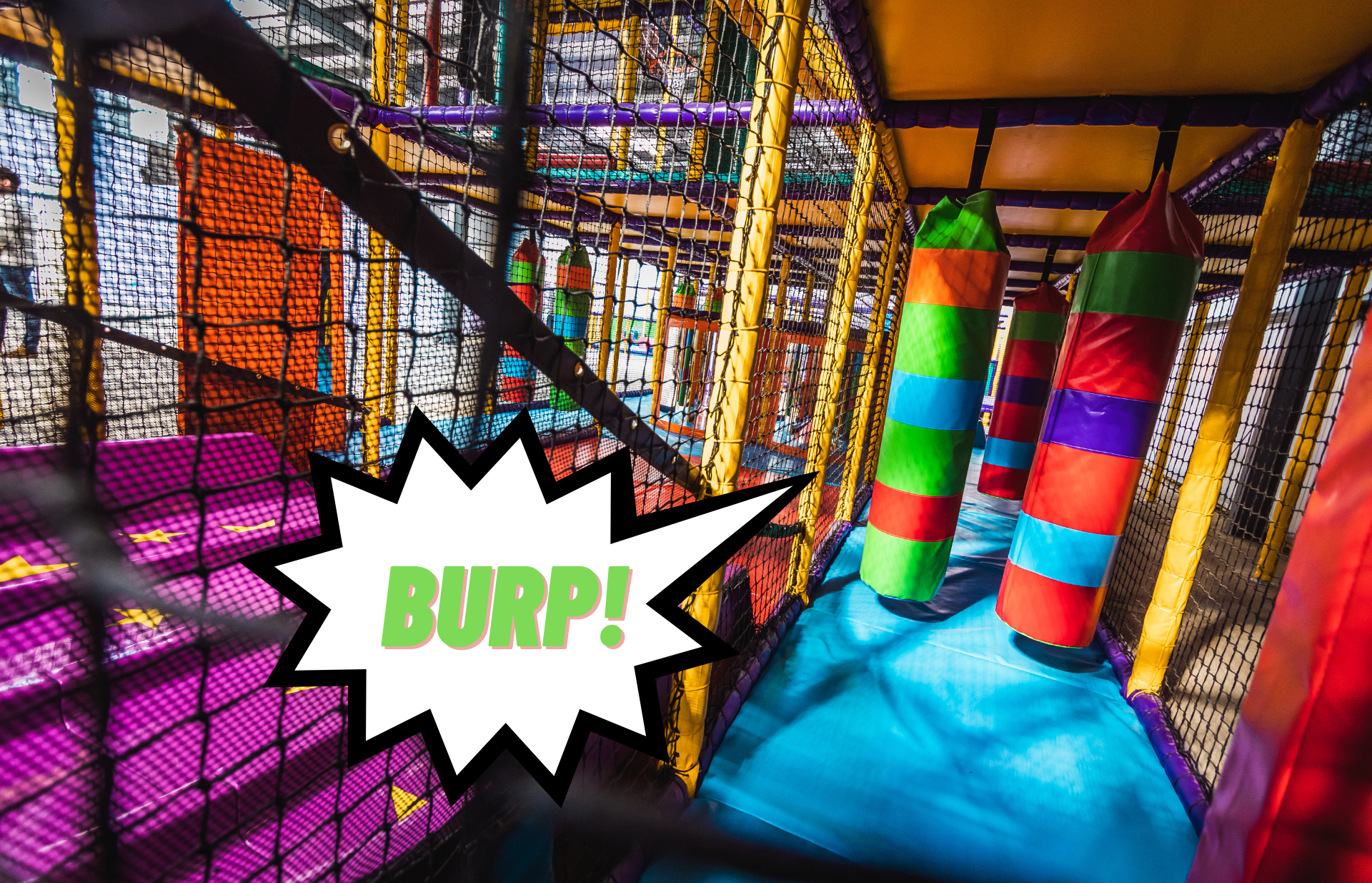 Add Sound Effects for Fun and Laughter to Punchbags and Softplay